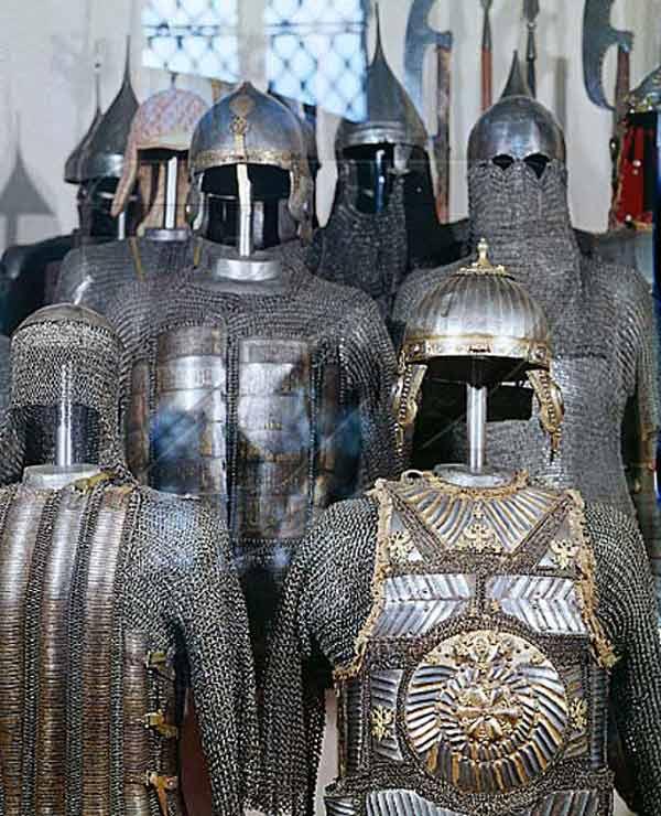 сфотографировали картинки брони и доспехов воинов стал ровнее