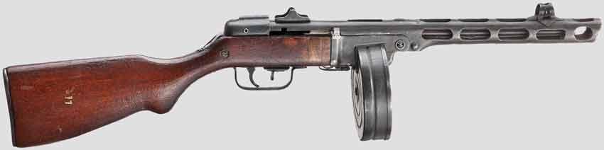 Шпагина ППШ-41