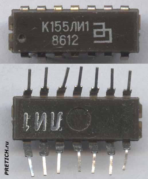 Интегральная микросхема серии