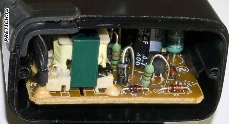 NOKIA AC-3E разборка зарядки, оригинал