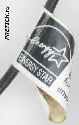 NOKIA AC-3X зарядка Energy Star