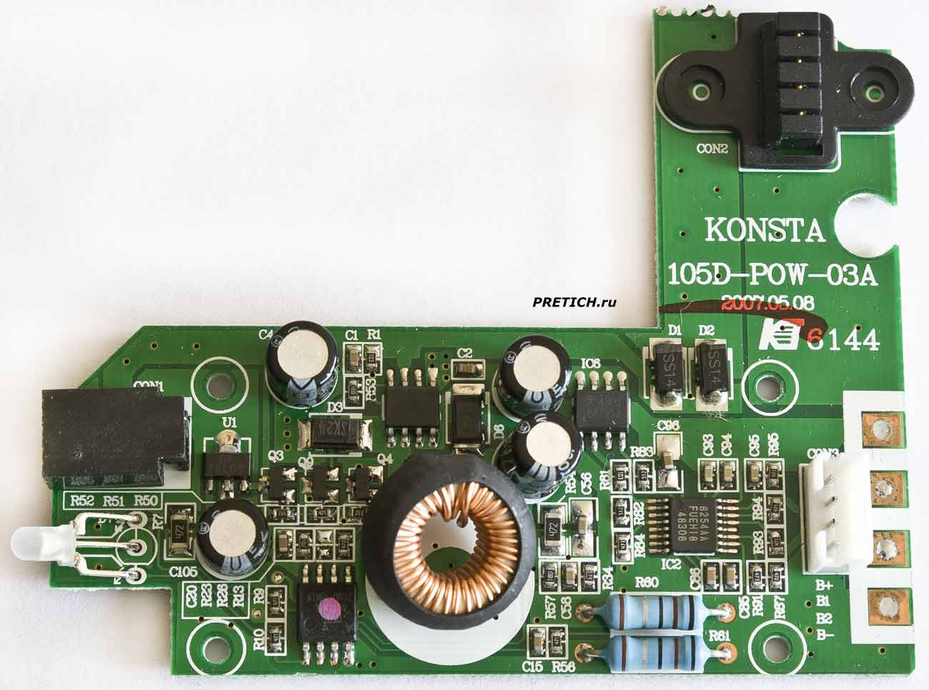 KONSTA 105D-POW-03A контроллер Intelligent LI-ION Battery