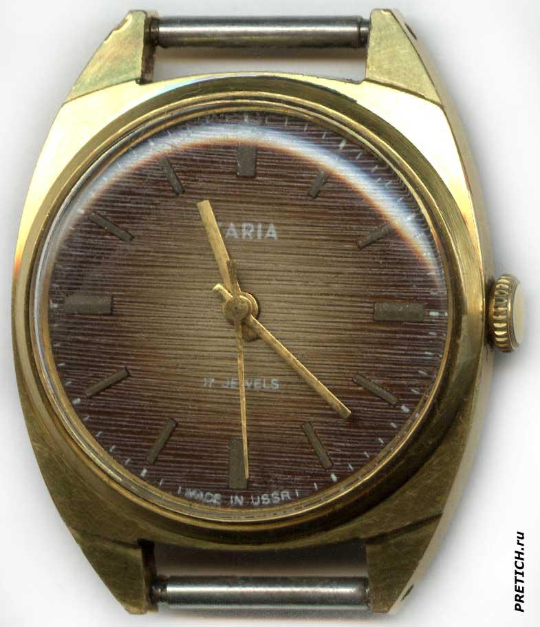 678297f8 Претич - Статьи: Часы Zaria 2009.1 - советские, обзор и разборка