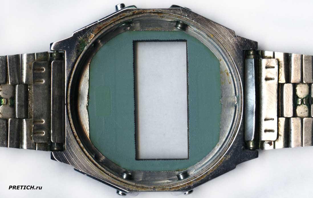 Электроника 55 корпус для часов, СССР