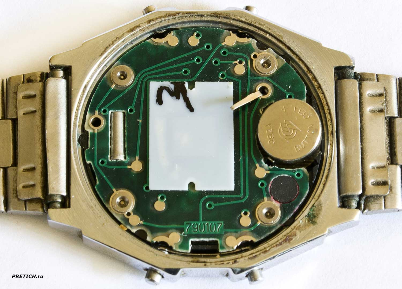 e810ca76 Претич - Статьи: Электроника 55, обзор и разборка часов