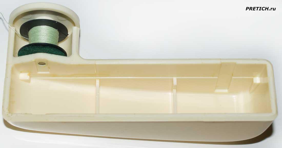 Стежок - машинка швейная, ручная компактная