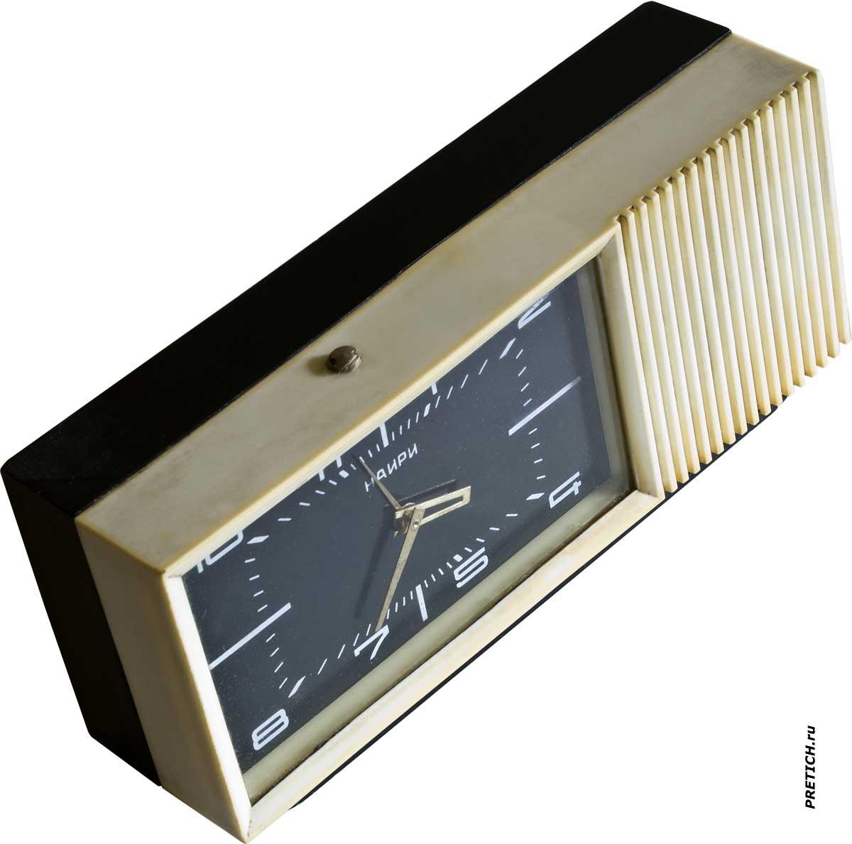12521927 Претич - Статьи: Наири - часы с музыкальной шкатулкой, СССР