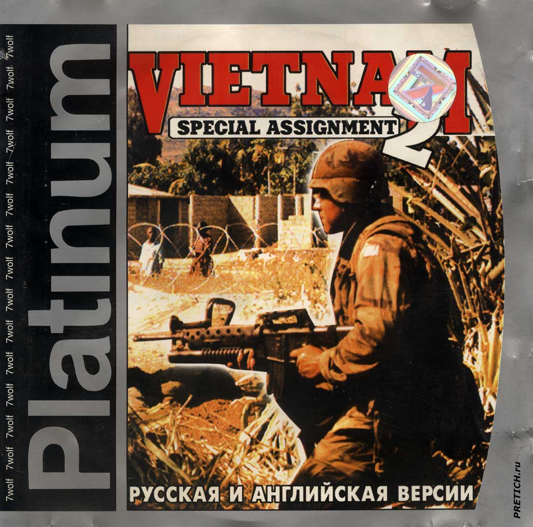 Vietnam Special Assignment 2 старая игра для PC